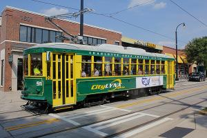 Joe The Photog Releases First Shots Of Charlotte Streetcar Line